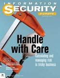 IT in Europe Information Security magazine spring 2011 issue