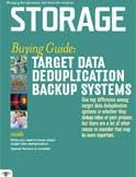 target deduplication technology buying guide