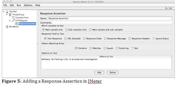 Running your first load test with JMeter