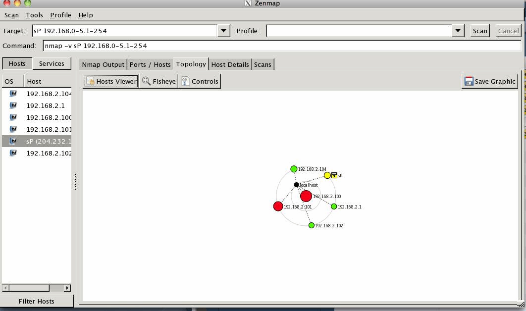 Network security: Analyze your hosts and ports with nmap