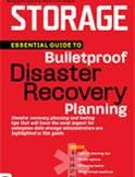 disaster recovery planning process guide cover