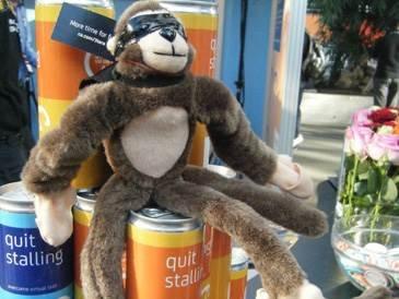 CA's monkey