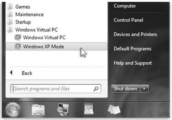 see startup programs windows xp