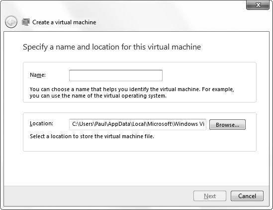 virtual machine wizard windows 7 download