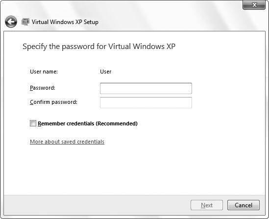 Running Windows 7 Applications Using Windows Virtual Pc Xp Mode