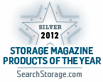 Silver winner Storage 2012 Products of the Year