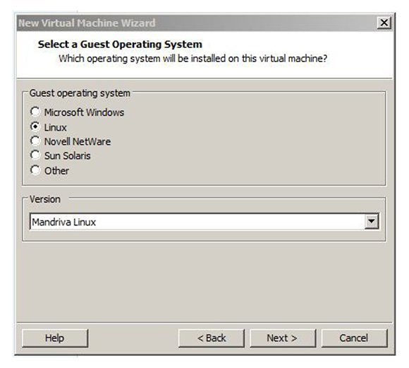 Using VMware Player to virtualize Linux and other OSes for free