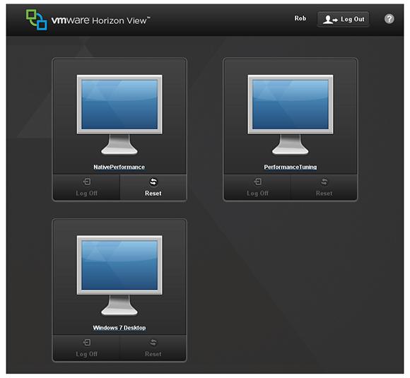 Enabling HTML access to VMware View 5 2 virtual desktops