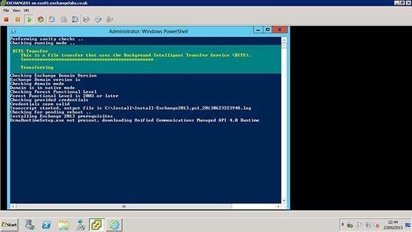 Windows PowerShell administrator