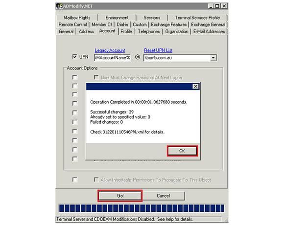 Select your external DNS namespace