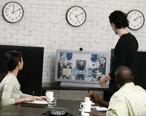 Growth of video conferencing
