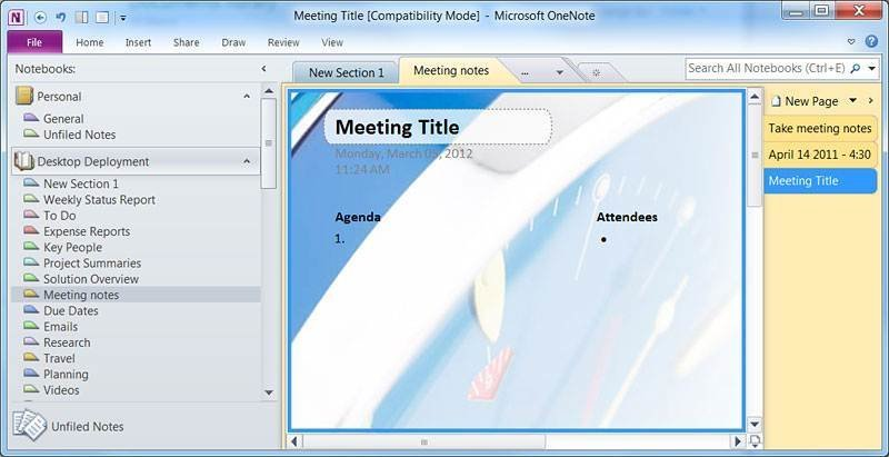 microsoft onenote 2010  office u0026 39 s best