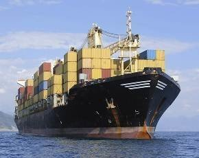 Event processing systems track ships at sea