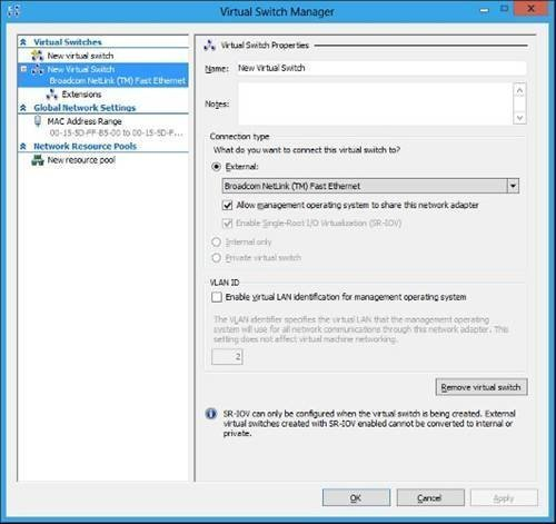 NIC Teaming - Windows Server 8 Preview