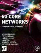 5G Core Networks book cover