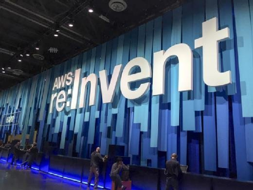 AWS sets up shop in Las Vegas for its annual re:Invent conference.