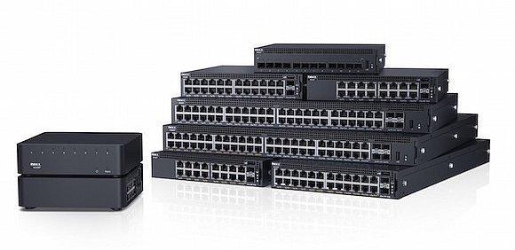 Die Dell Networking X-Series mit den Modellen X1008, X1026, X1026P, X1052, X1052P, X1018, X1018P und X4012.