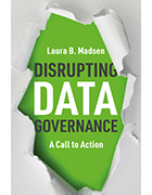 Disrupting Data Governance book cover