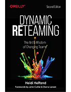 Dynamic Reteaming book cover