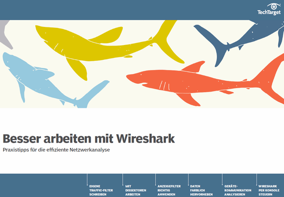 Kostenloses eBook: Besser arbeiten mit Wireshark