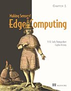 Edge computing book cover