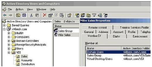 Mike sales virtual desktop
