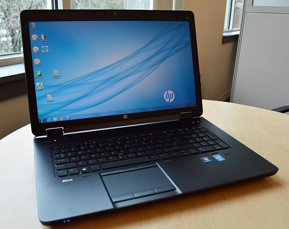 Hewlett-Packard ZBook 17 Mobile Workstation