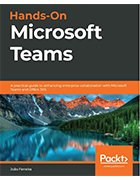 Microsoft Teams book cover