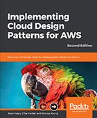 Book cover: Implementing Cloud Design Patterns for AWS