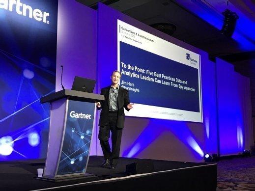 rob high, gartner, gartner data and analytics