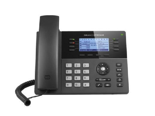 Grandstream's midrange IP phone, the GXP1700 series
