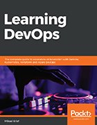 Learning DevOps book cover