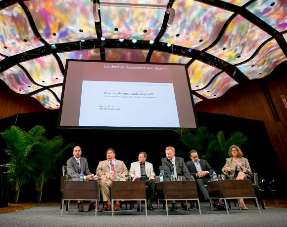 CIOs discuss the need for tech know-how at the recent MIT Sloan CIO Symposium