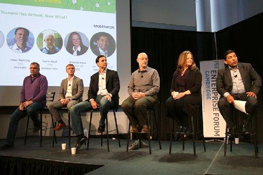 MIT Connected Things panel debating IoT data ownership