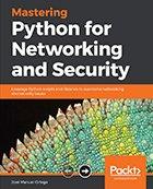 Python book cover