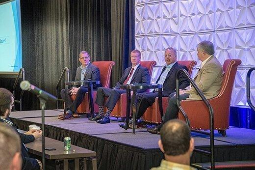 MSPWorld 2018 panel discussion