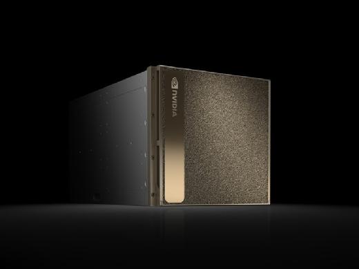 Nvidia built its DGX-2 supercomputer for enterprise AI initiatives.