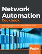 Network Automation Cookbook