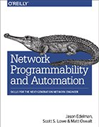 network programmability and automation book cover