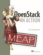 OpenStack book cover