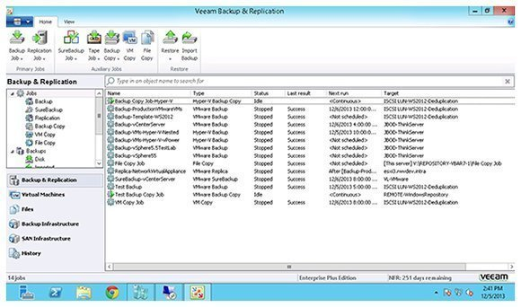 Veeam Backup & Replication v7
