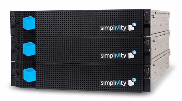 SimpliVity Corp. OmniCube