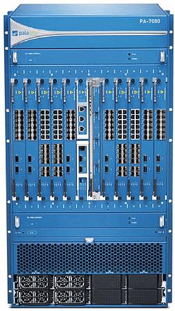 Neues Topmodell: Next-Generation Firewall Palo Alto Networks PA-7080
