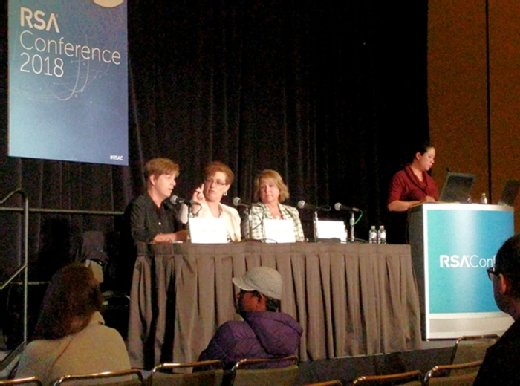 Women in Security at RSAC