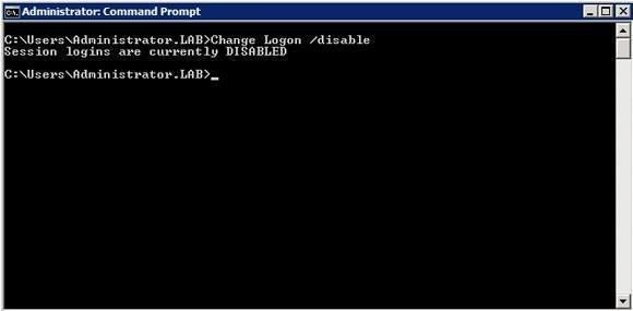 Five helpful commands for managing Remote Desktop Services