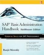 SAP Basis Administration Handbook cover
