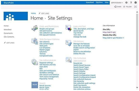 First look: SharePoint 2013 adds apps, simplified user interface