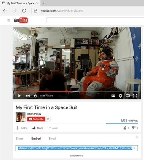 Smc SharePoint Multimedia 02 mobile How to embed video with SharePoint Media Web Part