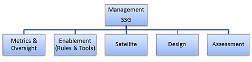 software security management, software security group (SSG)