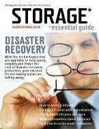 Disaster recovery technology options Storage UK Essential Guide